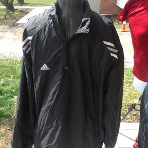 Mens Adidas Windbreaker.
